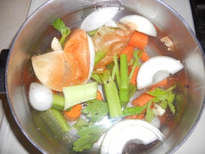 yummy broth!